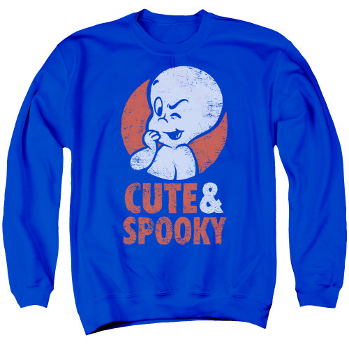 Image for Casper the Friendly Ghost Crewneck - Spooky