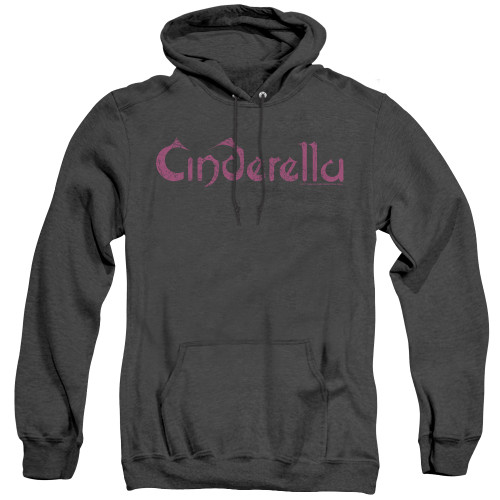 Image for Cinderella Heather Hoodie - Logo Rough