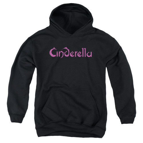Image for Cinderella Youth Hoodie - Logo Rough