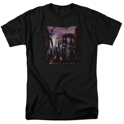 Image for Cinderella T-Shirt - Night Songs