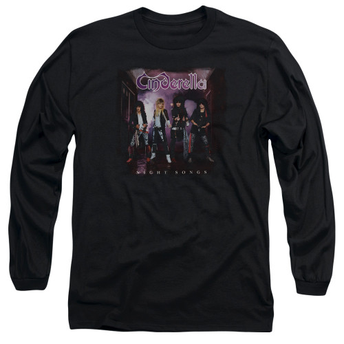 Image for Cinderella Long Sleeve T-Shirt - Night Songs