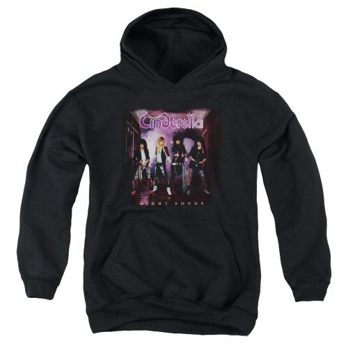 Image for Cinderella Youth Hoodie - Night Songs
