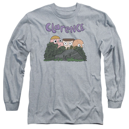 Image for Clarence Long Sleeve T-Shirt - Gang