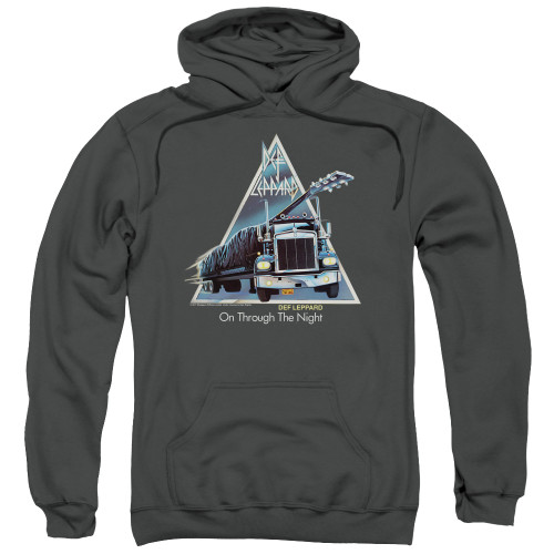 Image for Def Leppard Hoodie - On Through the Night