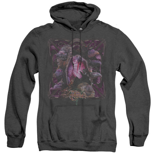 Image for The Dark Crystal Heather Hoodie - Lust for Power