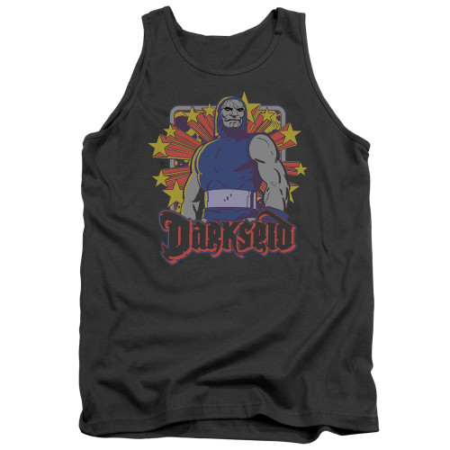 Image for Darkseid Tank Top - Darkseid Stars