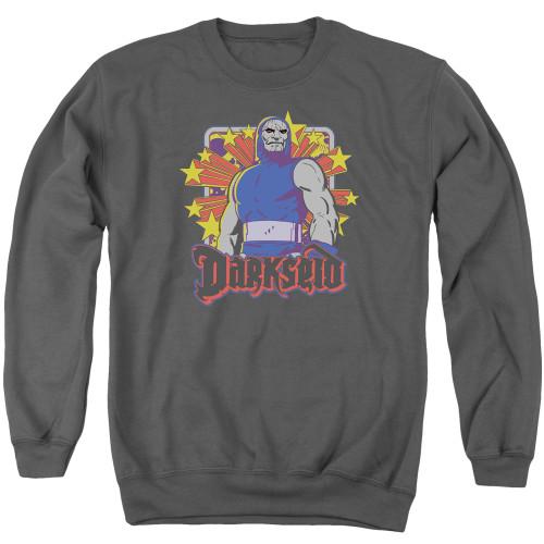 Image for Darkseid Crewneck - Darkseid Stars