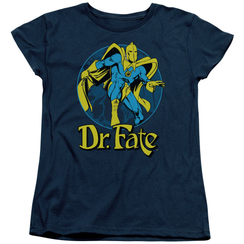 Image for Doctor Fate Woman's T-Shirt - Dr. Fate Ankh