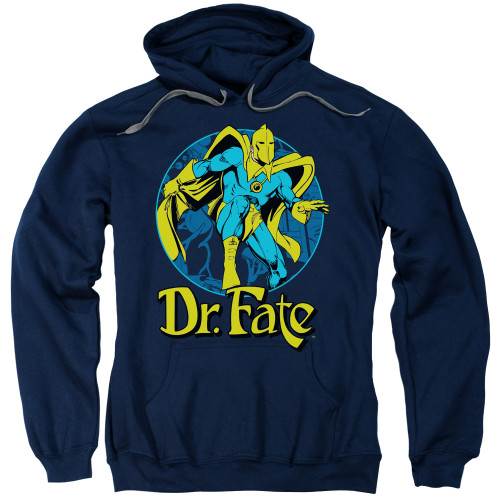 Image for Doctor Fate Hoodie - Dr. Fate Ankh