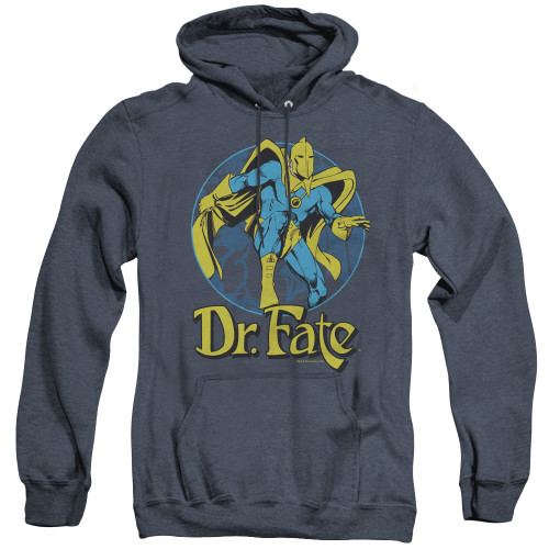 Image for Doctor Fate Heather Hoodie - Dr. Fate Ankh