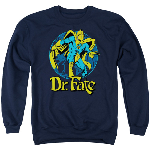 Image for Doctor Fate Crewneck - Dr. Fate Ankh