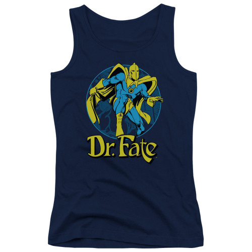 Image for Doctor Fate Girls Tank Top - Dr. Fate Ankh