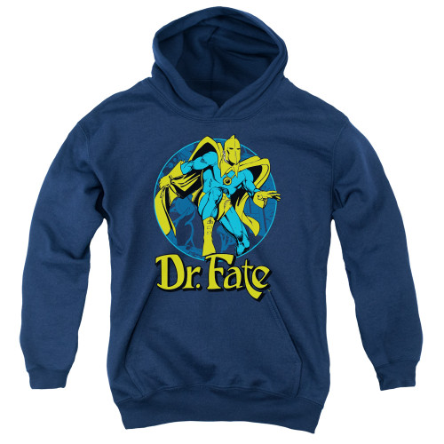Image for Doctor Fate Youth Hoodie - Dr. Fate Ankh