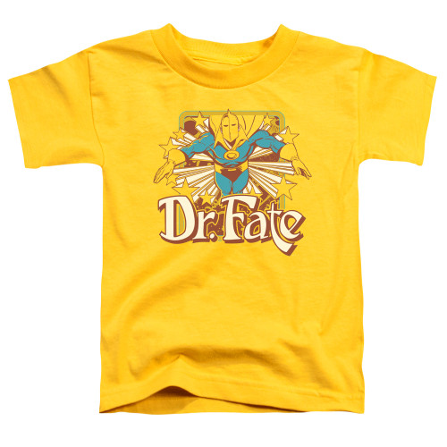 Image for Doctor Fate Toddler T-Shirt - Dr. Fate Stars
