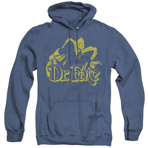 Image for Doctor Fate Heather Hoodie - One Color Fate