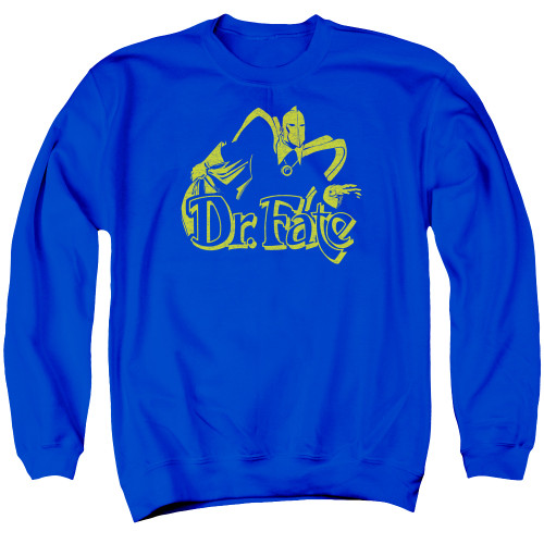 Image for Doctor Fate Crewneck - One Color Fate