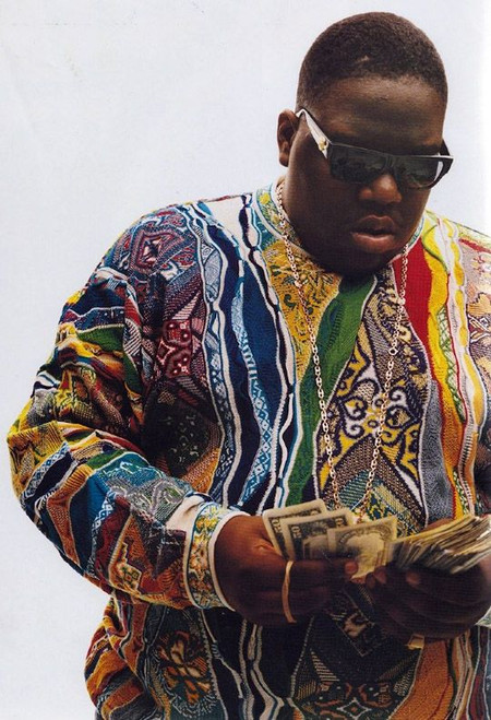 Image for Notorious BIG Poster - Cash