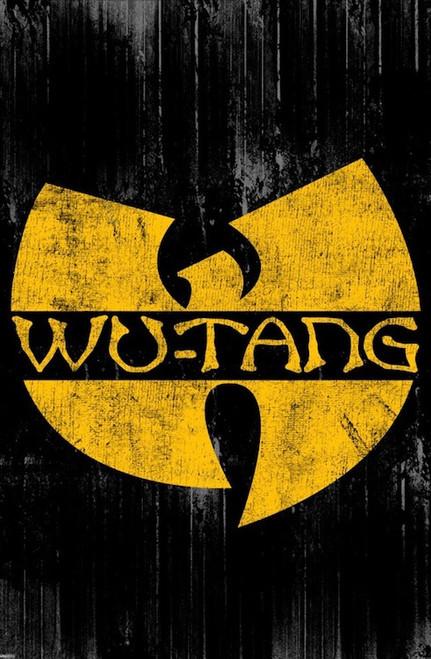 Image for Wu Tang Clan Logo Poster