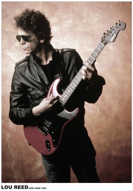 Image for The Velvet Underground Poster - Lou Reed (EU)