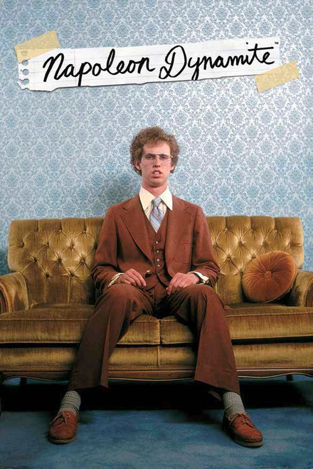Image for Napoleon Dynamite Poster