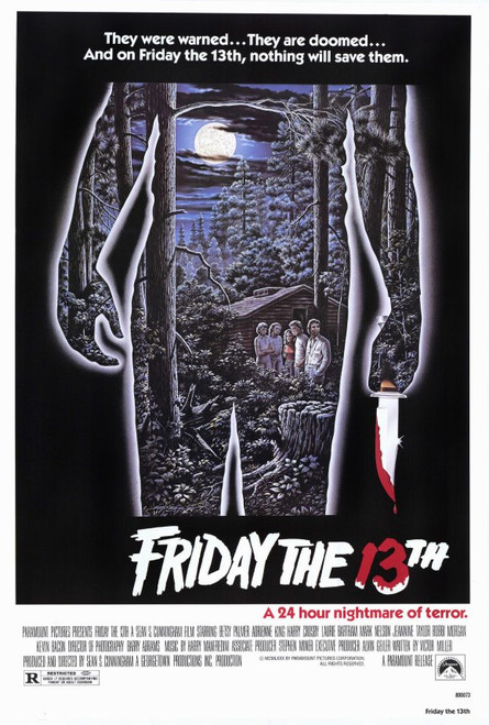 Image for Friday the 13th One Sheet Poster