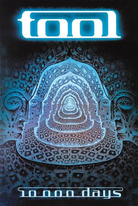 Image for Tool Poster - 10,000 Days