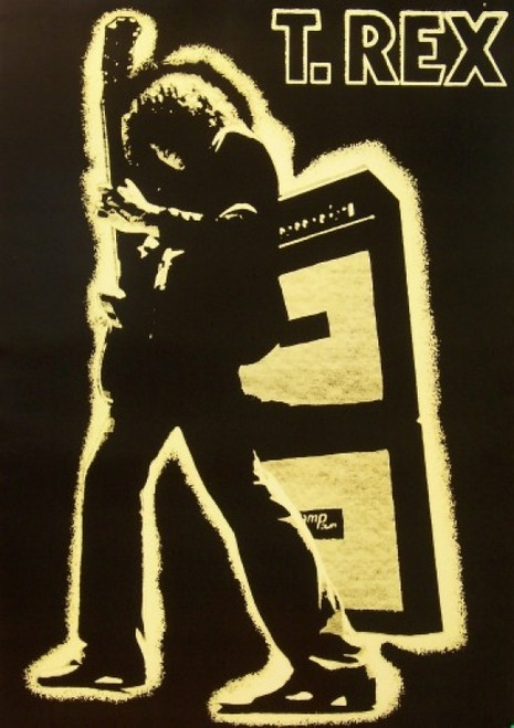 Image for T. Rex Poster - Electric Warrior