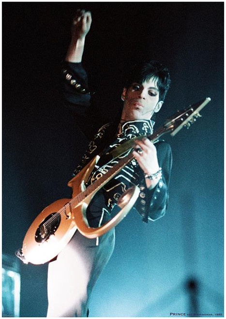 Image for Prince Poster - Birmingham 1995