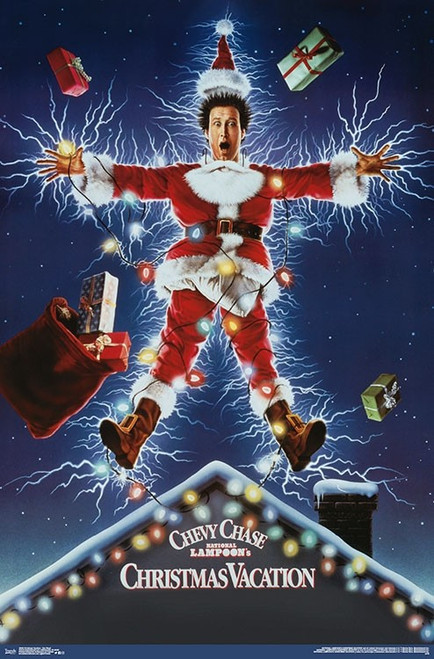 Image for Christmas Vacation Poster