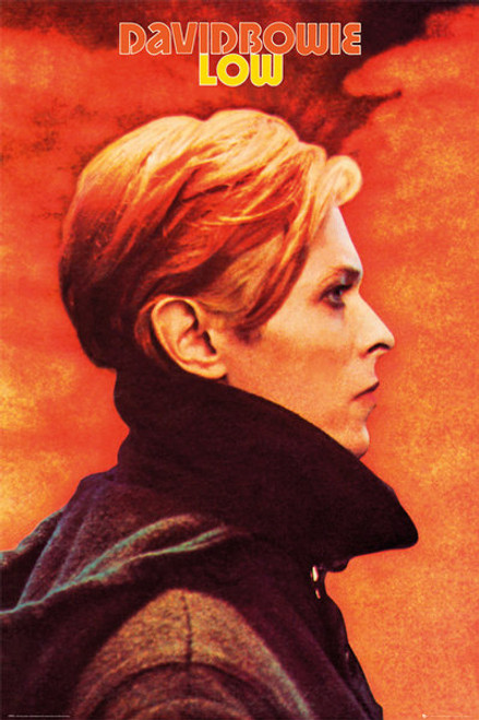 Image for David Bowie Poster - Low