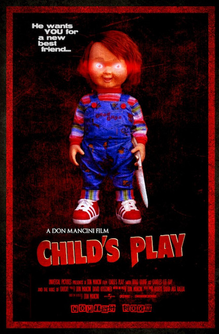 Image for Child's Play Poster - Chucky