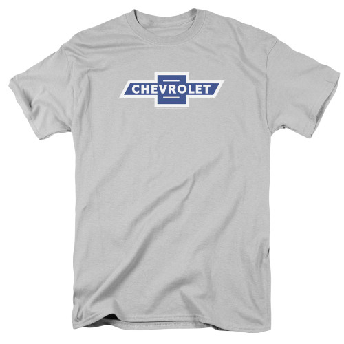 Image for Chevy T-Shirt - Vintage White Border Bowtie