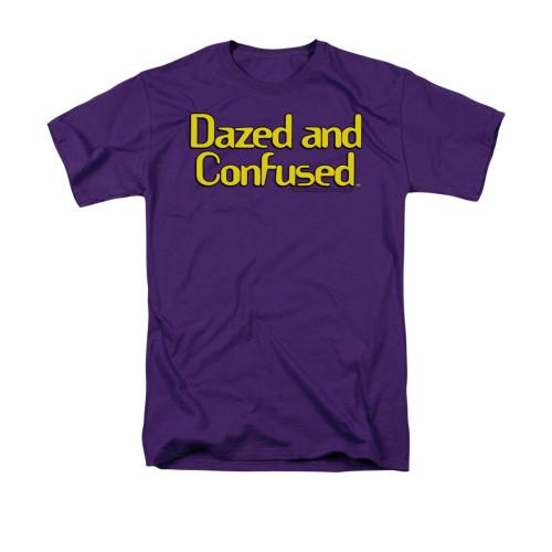 Image for Dazed and Confused T-Shirt - Dazed Logo