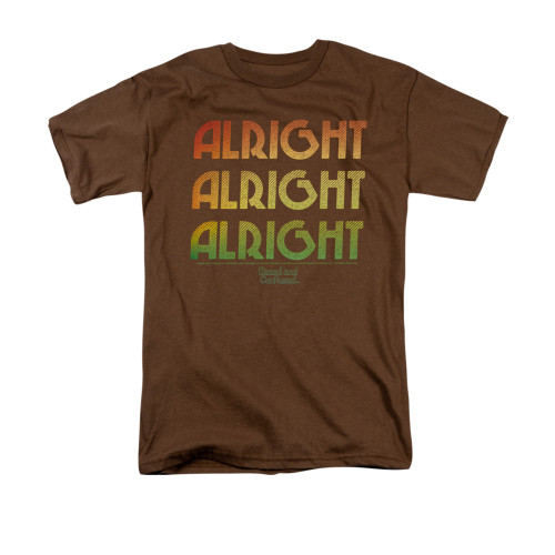 Image for Dazed and Confused T-Shirt - Alright Z