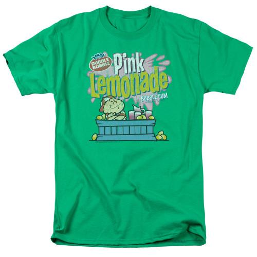 Image for Dubble Bubble T-Shirt - Pink Lemonade