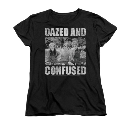 Image for Dazed and Confused Woman's T-Shirt - Rock On