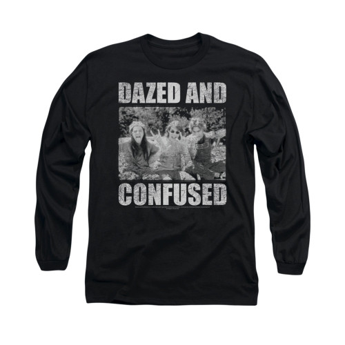Image for Dazed and Confused Long Sleeve T-Shirt - Rock On