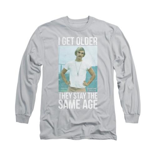 Image for Dazed and Confused Long Sleeve T-Shirt - I Get Older