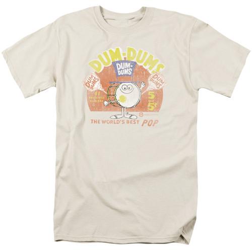 Image for Dum Dums T-Shirt - Best Pop