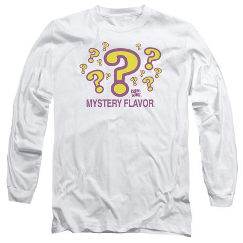 Image for Dum Dums Long Sleeve T-Shirt - Mystery Flavor