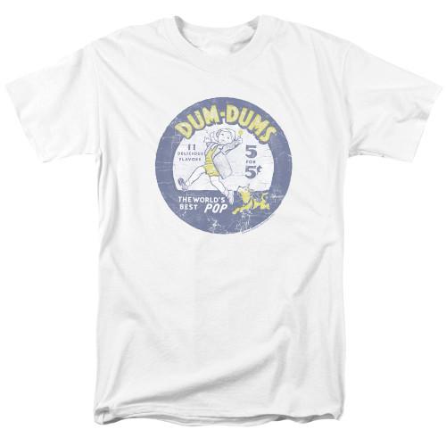 Image for Dum Dums T-Shirt - Pop Parade