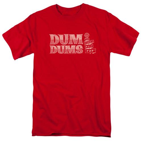 Image for Dum Dums T-Shirt - World's Best