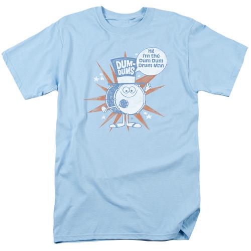 Image for Dum Dums T-Shirt - Drum Man