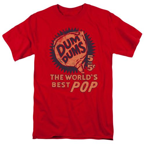 Image for Dum Dums T-Shirt - 5 For 5