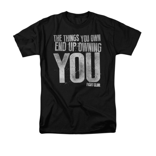 Image for Fight Club T-Shirt - Owning You