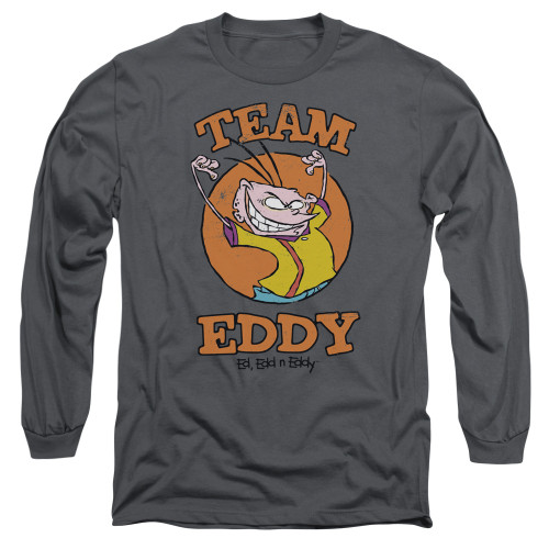 Image for Ed Edd and Eddy Long Sleeve T-Shirt - Team Eddy