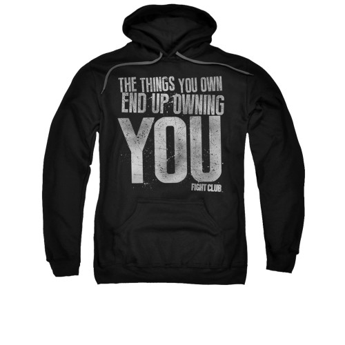 Image for Fight Club Hoodie - Owning You