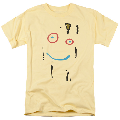 Image for Ed Edd and Eddy T-Shirt - Plank Face
