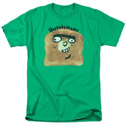 Image for Ed Edd and Eddy T-Shirt - Ed Toast