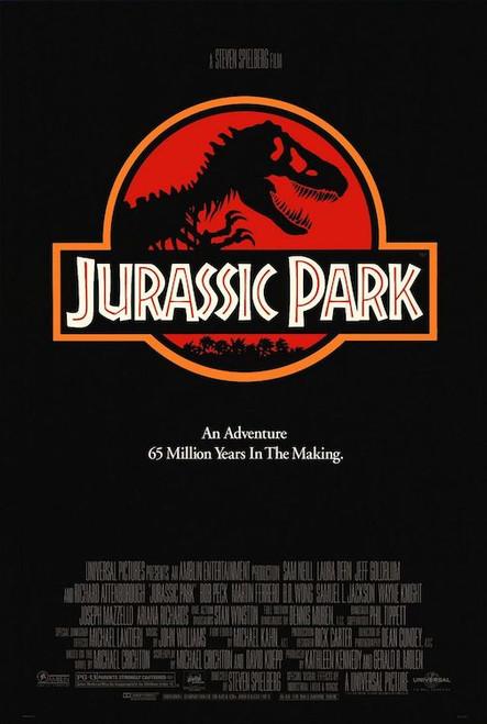 Image for Jurassic Park One Sheet Poster